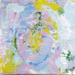 Violetta 2011 I Öl I 20 x 20 cm